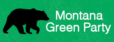 Image result for montana green party
